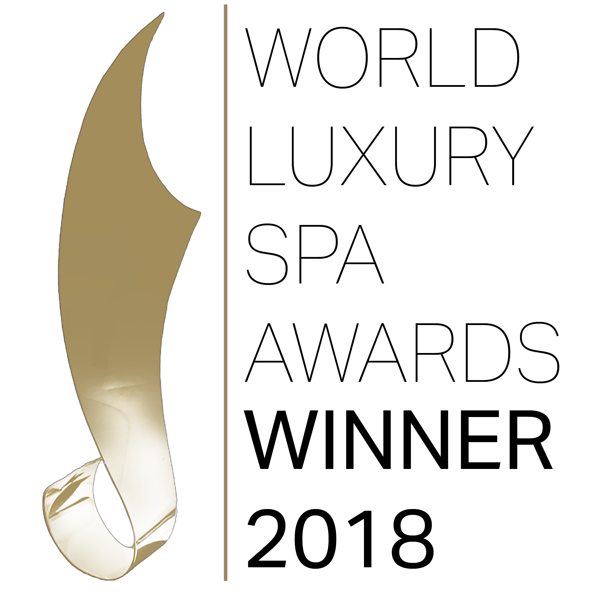 World Luxury Spa Awards - WINNER 2018 + 2019
